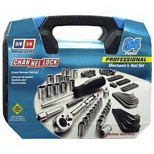 New Channel Lock 39070 94 Piece Tool Set