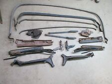 1969 Cadillac Convertible Top Frame Arms and Parts - OEM