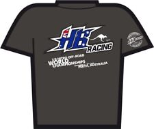 HB Racing 2018 WC Edition T-Shirt (Next Level) (Large) - HBS204420