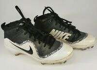 Men's Nike Force 917920-001 Air Trout 4 Pro Metal Mid Baseball Cleats Size 7