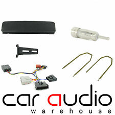 Ford Galaxy 2000-2006 Car Stereo S/Din Fascia & Steering Wheel Interface CTKFD19