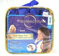 "Allstar Innovations THE SLEEP STYLER Heat-free Nighttime Hair Curlers Mini  3"""