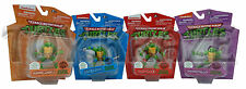 TEENAGE MUTANT NINJA TURTLES ACTION FIGURE SET 4 PCS COLLECTIBLE FIGURINES CLIP
