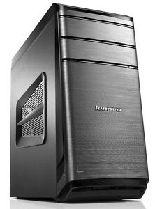 Lenovo 700-25ish Intel Core i5-6400 2.7GHz Quad Core Desktop PC - Windows 10