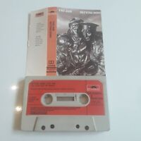 THE JAM SETTING SONS CASSETTE TAPE 1979 RED PAPER LABEL POLYDOR UK