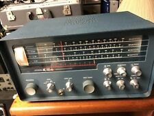 National Nc-105  Ham Radio Receiver With Broadcast Band Very Nice Rig