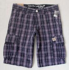 Karierte Esprit Herren-Shorts & -Bermudas aus Baumwolle