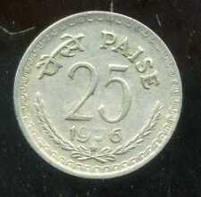 INDE 25 paise 1976