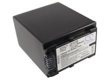 NEW Fit 2850mAh Battery For Sony HDR-CX550V,HDR-CX550VE,HDR-HC3