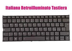 IT Retroilluminato Tastiera per Lenovo C340-14API/C340-14IML/C340-14IWL