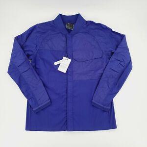 Nike Sportswear Tech Pack Woven Jacket CJ5157-590 Purple Mens Medium NWT $160