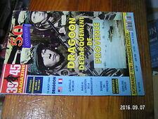 2µ? Revue 39/45 Heimdal n°97 Debarquement Provence Melun Overlord Paris 1944
