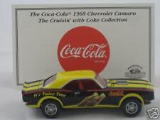 Coca Cola 1968 Chevrolet  Camaro Matchbox Diecast