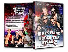 NEW Wrestling: Under the Stars II DVD, Scott Hall Kevin Nash WWE WWF WCW