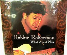 Robbie Robertson - The Band - WHAT ABOUT NOW Promo CD Single [1991] - Brand New