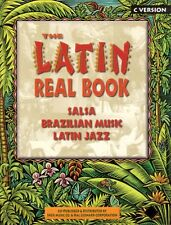 The Latin Real Book Sheet Music C Edition Real Book Fake Book NEW 000240138
