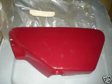 NOS Yamaha Maxim Maroon Left Side Cover 1977 XS750 2D