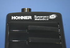 Mélodica HOHNER Superforce 37 à touches piano, 37 notes. Instrument neuf en étui