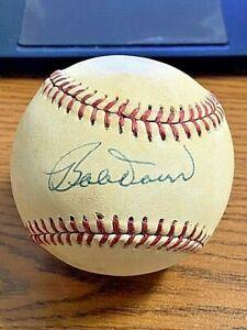 BOBBY DOERR 2 SIGNED AUTOGRAPHED OAL BASEBALL!  Red Sox!  HOF!  JSA!