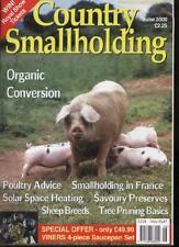 COUNTRY SMALLHOLDING MAGAZINE - June 2000