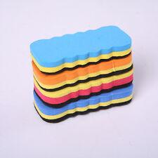 4 Pcs/pack Board Rubber Blackboard Whiteboard Cleaner Dry Marker Pen Eraser