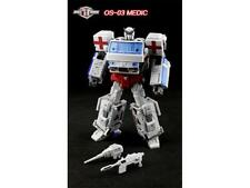 TF Toys OS-03 Old Soldiers Medic 3rd Party Transforming Toy New NIP