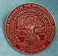 An Gorta Mor Glasgow Remembers The Irish Famine Pin Badge Celtic Ireland...