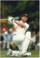 DAVID MARK SMITH - Signed 12x8 Photograph - SPORT - ENGLAND CRICKET