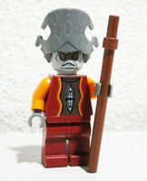 Nute Gunray 7958 8036 Neimodian Trade Federation Star Wars LEGO Minifigure