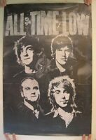 All Time Low Poster Black and White