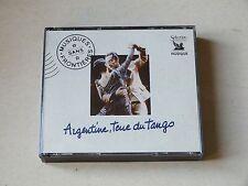 ARGENTINE, TERRE DU TANGO   -   3 CD