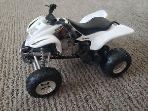 Suzuki Quadsport Z400 NewRay Toys Replica ATV White