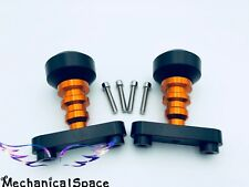 KTM Duke 125/200/390 2013-2015 CNC Frame Crash Sliders Falling Protector Guard
