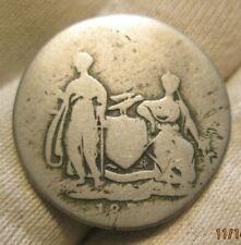 1837 Three Cent Feuchtwanger