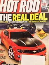 Hot Rod Magazine 2010 Camaro Builds February 2009 013118nonrh