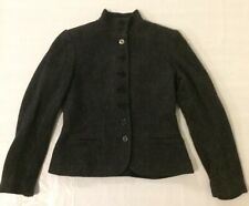 Lauren Ralph Lauren Wool Blend Military Style Blazer Jacket Women's 4