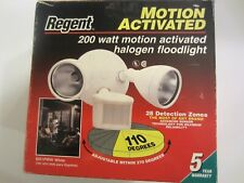 REGENT Motion Activated Security Light MS20W 110 Degree *Free Shipping