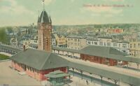 ELIZABETH NJ - Central Railroad Station