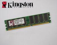 512mb Kingston DDR1 DIMM Memoria principal RAM pc3200 KVR400X64C3A/512