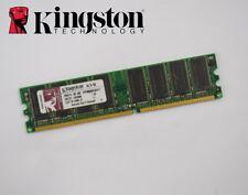 512mb Kingston ddr1 DIMM de memoria RAM pc3200 kvr400x64c3a/512
