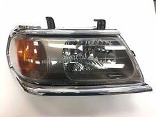 Headlight Mitsubishi Montero Sport 2000-2004 Chrome Passenger MR566768