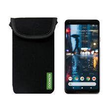 Komodo Google Pixel 2 XL Neoprene Mobile Phone Pouch Pocket Cover Case Skin //