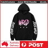 Juice Wrld Hip Hop Rapper Hoodie Men Women Hooded Sweatshirt Pullover Coat