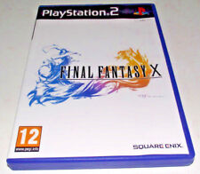 Final Fantasy X PS2 PAL *Complete*