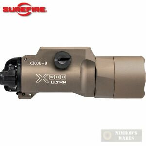 SureFire Ultra WEAPON LIGHT 1000 Lumens T-Slot X300U-B-TN TAN FAST SHIP