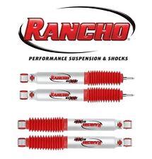 NEW Rancho RS9000XL Twin-Tube Shocks KIT 2003-2009 Hummer H2 4WD