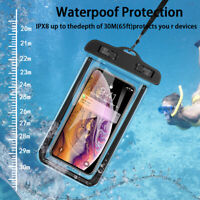 Universal Waterproof Case Underwater Cover Dry Bag Pouch For Mobile Cell Phone