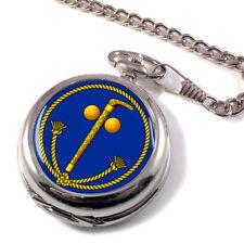 Quarz - (Batterie) Taschenuhren mit Sprungdeckel