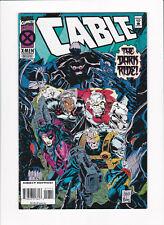 Cable #17  - Marvel Comics - 1995