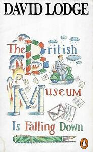 """The British Museum is falling down"" David Lodge/ Bon état/ Livre poche"